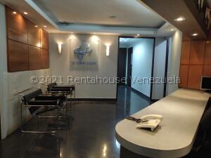 Oficina En Ventaen Caracas, Chuao, Venezuela, VE RAH: 22-5846