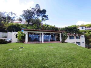 Casa En Ventaen Caracas, Alto Hatillo, Venezuela, VE RAH: 22-8225