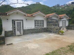 Casa En Ventaen San Antonio De Los Altos, Club De Campo, Venezuela, VE RAH: 22-6633