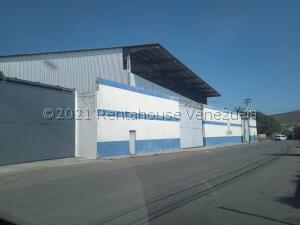 Galpon - Deposito En Alquileren Barquisimeto, Parroquia Union, Venezuela, VE RAH: 22-7518