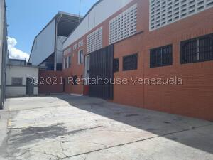 Galpon - Deposito En Alquileren Barquisimeto, Parroquia Union, Venezuela, VE RAH: 22-7524