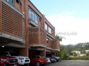 Townhouse En Ventaen Caracas, El Hatillo, Venezuela, VE RAH: 22-7122