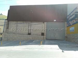 Galpon - Deposito En Alquileren Caracas, La Yaguara, Venezuela, VE RAH: 22-4950