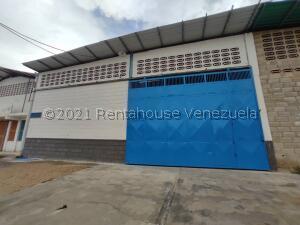 Galpon - Deposito En Ventaen Intercomunal Maracay-Turmero, La Providencia, Venezuela, VE RAH: 22-7246