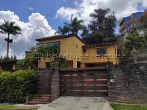 Casa En Ventaen Caracas, La Lagunita Country Club, Venezuela, VE RAH: 22-7248