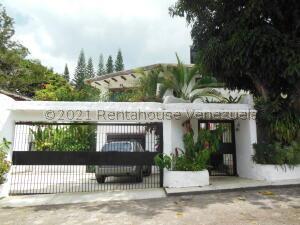 Casa En Ventaen Caracas, Lomas Del Halcon, Venezuela, VE RAH: 22-7515