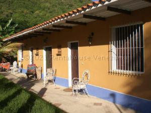 Casa En Ventaen Choroni, Calle Principal, Venezuela, VE RAH: 22-7433