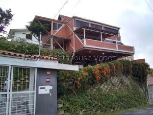 Casa En Ventaen Caracas, Lomas Del Halcon, Venezuela, VE RAH: 22-7589
