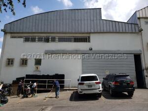 Galpon - Deposito En Ventaen Caracas, El Encantado, Venezuela, VE RAH: 22-7629