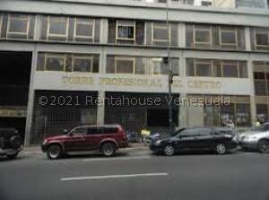 Oficina En Ventaen Caracas, Parroquia Santa Rosalia, Venezuela, VE RAH: 22-8066