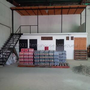 Galpon - Deposito En Alquileren Guarenas, Mampote, Venezuela, VE RAH: 22-8161