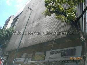 Oficina En Ventaen Caracas, Centro, Venezuela, VE RAH: 22-8256