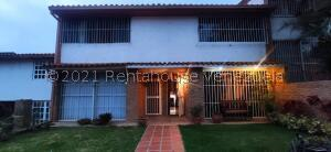 Townhouse En Ventaen Caracas, El Hatillo, Venezuela, VE RAH: 22-8265