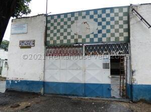 Galpon - Deposito En Ventaen Barquisimeto, Parroquia Catedral, Venezuela, VE RAH: 22-8396
