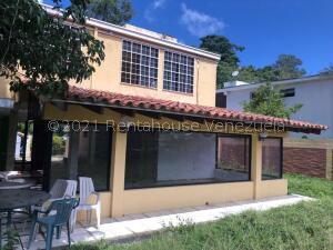 Casa En Ventaen Caracas, El Cafetal, Venezuela, VE RAH: 22-8607