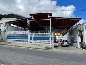 Galpon - Deposito En Ventaen Caracas, La Florida, Venezuela, VE RAH: 22-8737