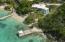 The Beach House crystal clear Caribbean Sea at your doorstep