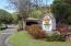 Gatehouse and entrance to Mahogany Run