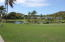 Gorgeous lush grounds on property