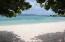 Sapphire beach on property