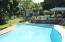 View of house and pool