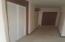 Large hallway closet