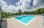 Pool deck has been built in 2010 and meets Dade County, Category 5 Hurricane Building Code Specs
