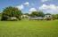 Very private corner lot. Tons of room to entertain and and enjoy.