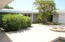 Huge 2500 sf central courtyard