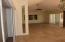 Living room is massive 36' X 22'
