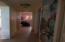 hallway between two guest suites