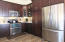Beautiful cabinetry and stainless steel appliances in new kitchen