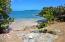 Follow the Custom Stone Steps to White Sandy Beach!
