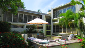 Free standing Villa at The Reef. On the golf course, white sand swimming beach, hilltop pool.