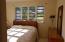 Master bedroom w/ huge walk in closet and ensuite bath