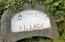 See sign for North Star Village and turn here
