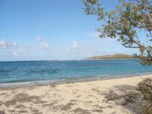 White Sand Swimming Beach