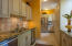 2nd dishwasher & fridge, ice maker & ample storage