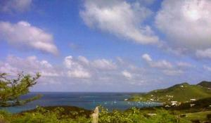 Both 217 and 218 Cotton Valley have sea views! BUY BOTH ***Photo taken when the property was last cleared