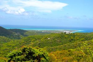 Stunning view of Sandy Point!
