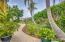 Stone Walkway Allows you to walk through the Garden and Landscaped Grounds