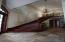 Solid Mahogany Staircase