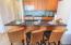 Beautifully renovated kitchen, with dishwasher