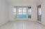 Huge master bedroom with large closets, one is walk in and access to gallery
