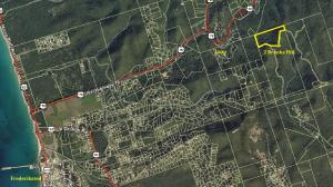 Approximate aerial map view.
