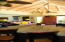 Beautiful high ceilings keep living pavilion cool.