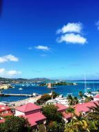 Overlooks Christiansted Harbor and Marina