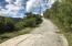 Upper Boundary on Iron Wood Road