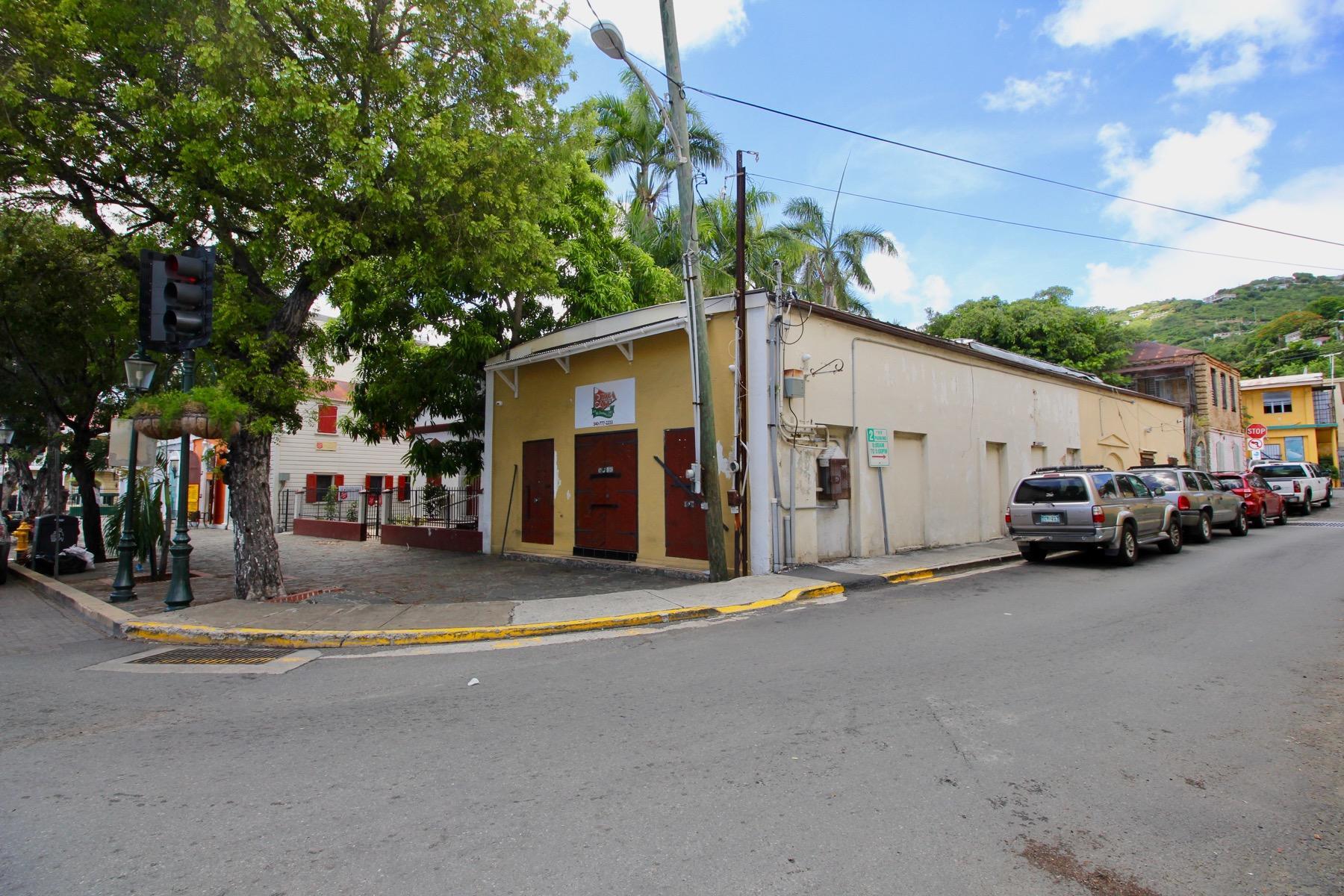 RE/MAX real estate, US Virgin Islands, Kronprindsens Estate, New Listing  Commercial  Kronprindsens Gade KPS