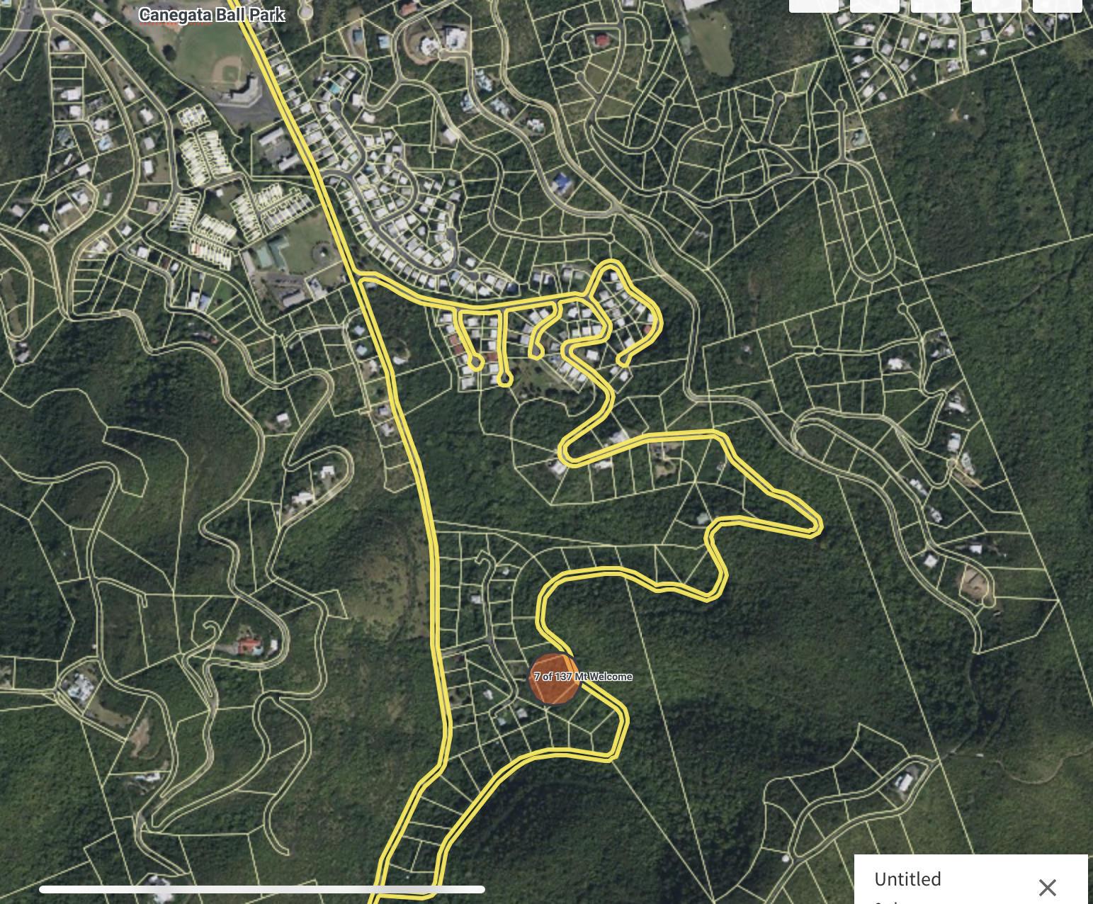 RE/MAX real estate, US Virgin Islands, Mount Welcome Estate, New Listing  LotsAcres  Mt. Welcome EA